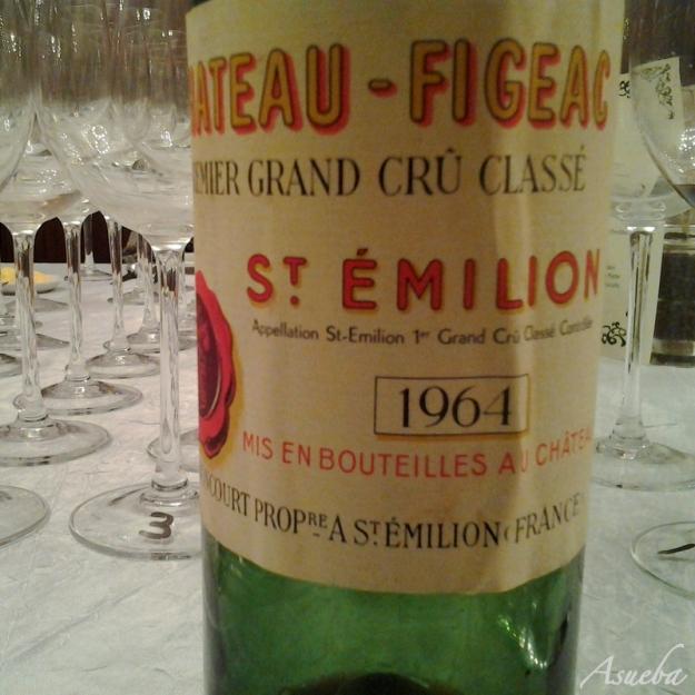 Ch Figeac 1964-001